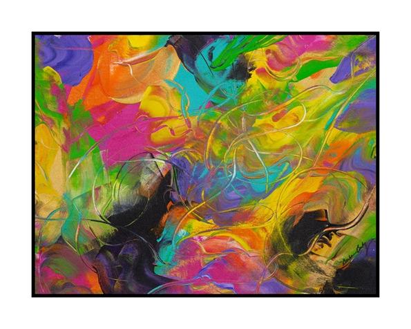 Exuberance Print